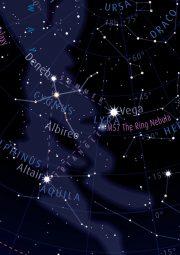 Planisphere detail