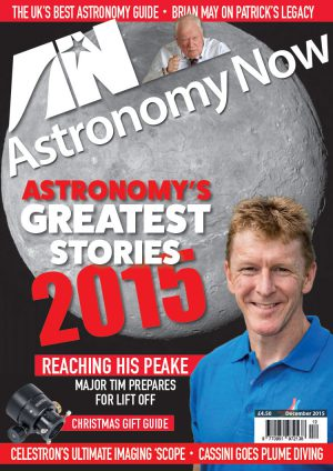 Astronomy Now December 2015