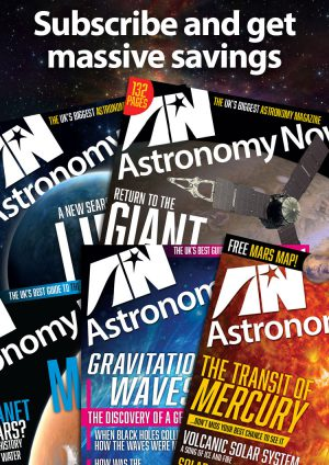 Subscribe to Astronomy Now