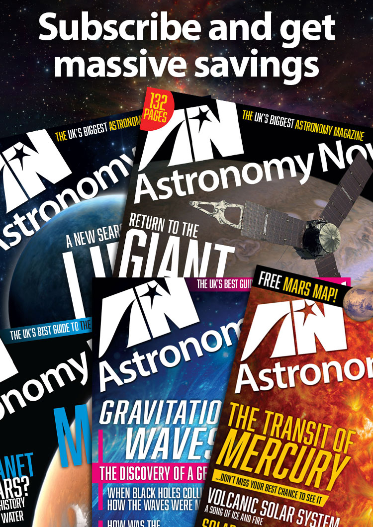 4b5dadf6f4 Astronomy Now One Year Subscription