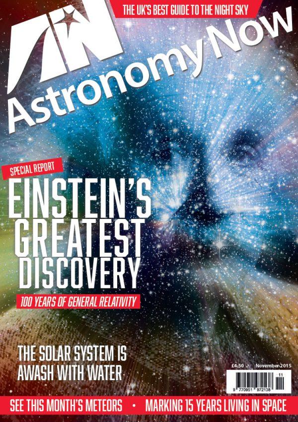 Astronomy Now November 2015