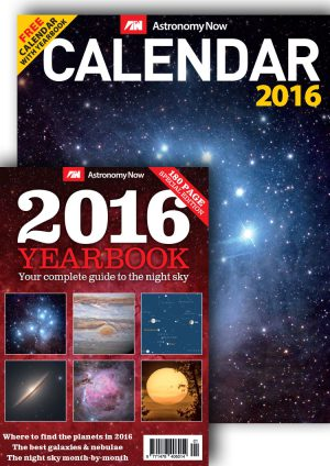 Astronomy Now Yearbook 2016