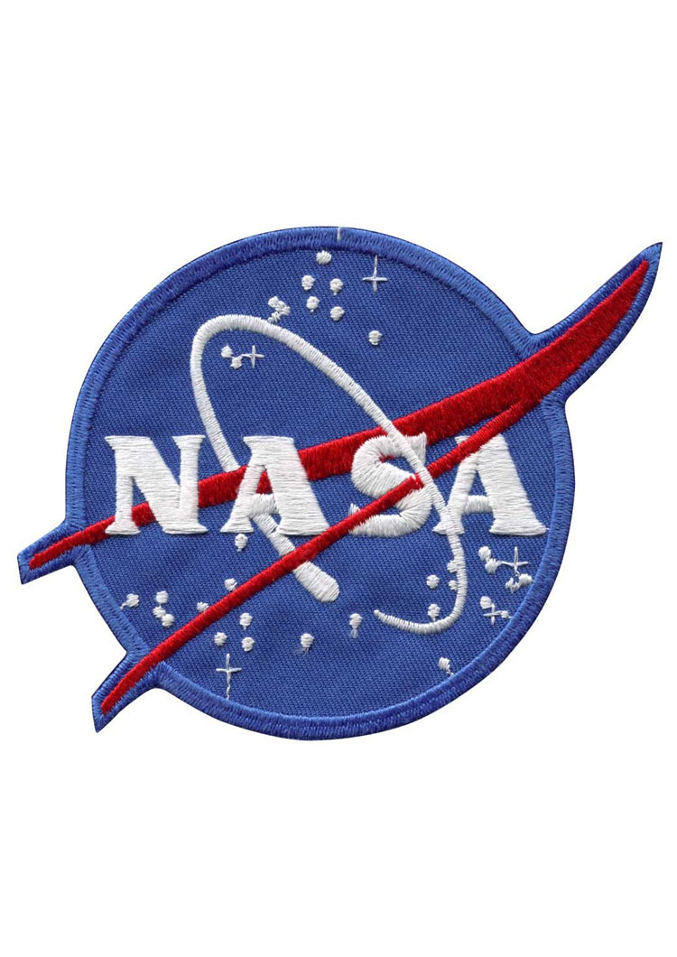 NASA Vector Embroidered Patch – Astronomy Now Shop