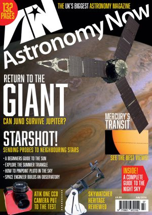 Astronomy Now July