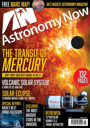 Astronomy Now May 2016