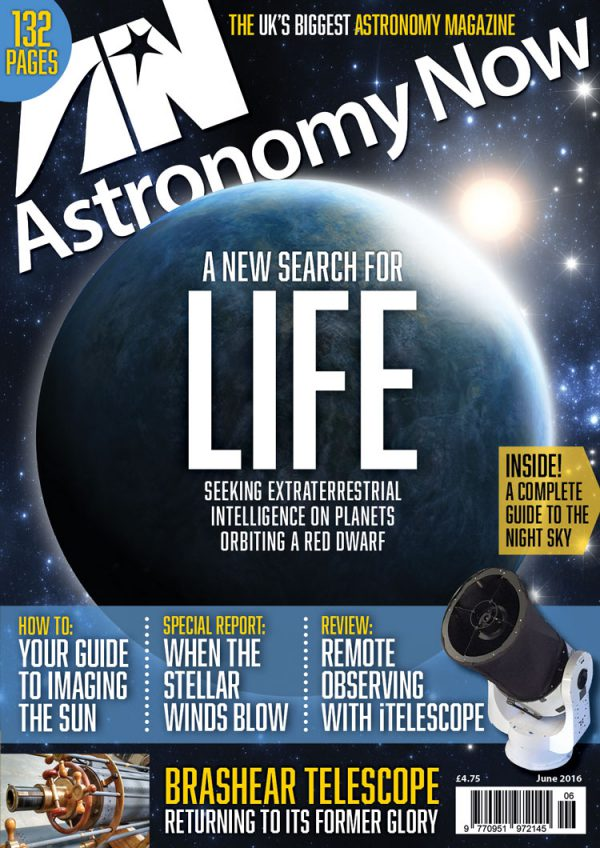 Astronomy Now June 2016