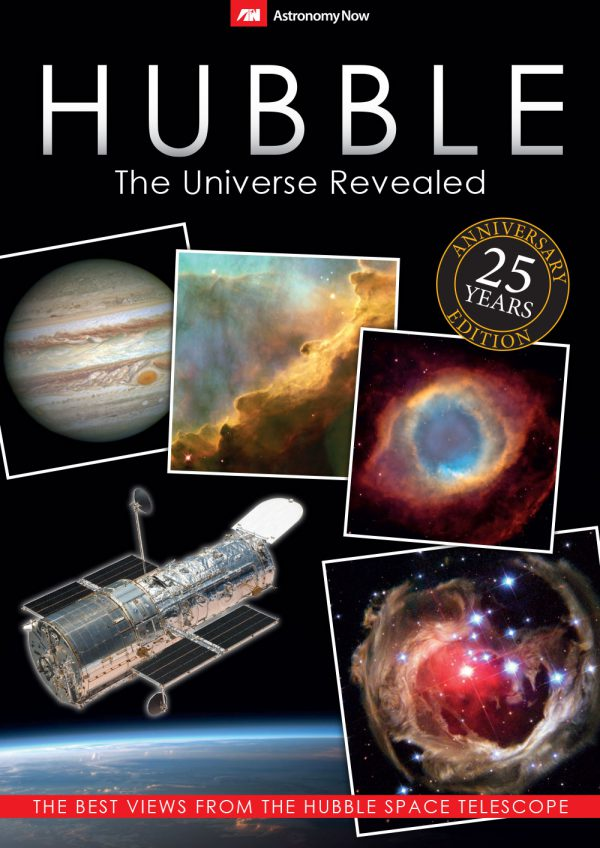 Hubble The Universe Revealed