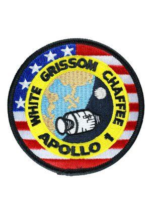 20160831-Apollo-1-mission-patch